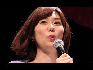 山崎アナ 鼻の穴 変